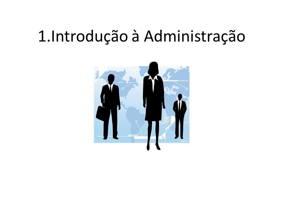 1.Introdução à Administração