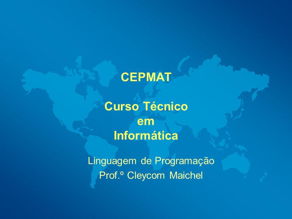 CEPMAT Curso Técnico em Informática