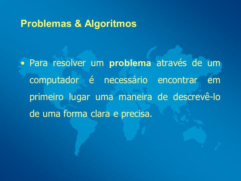Problemas & Algoritmos