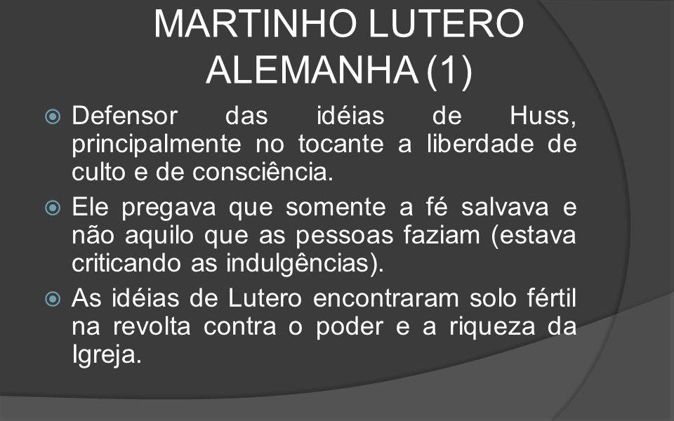 MARTINHO LUTERO ALEMANHA (1)