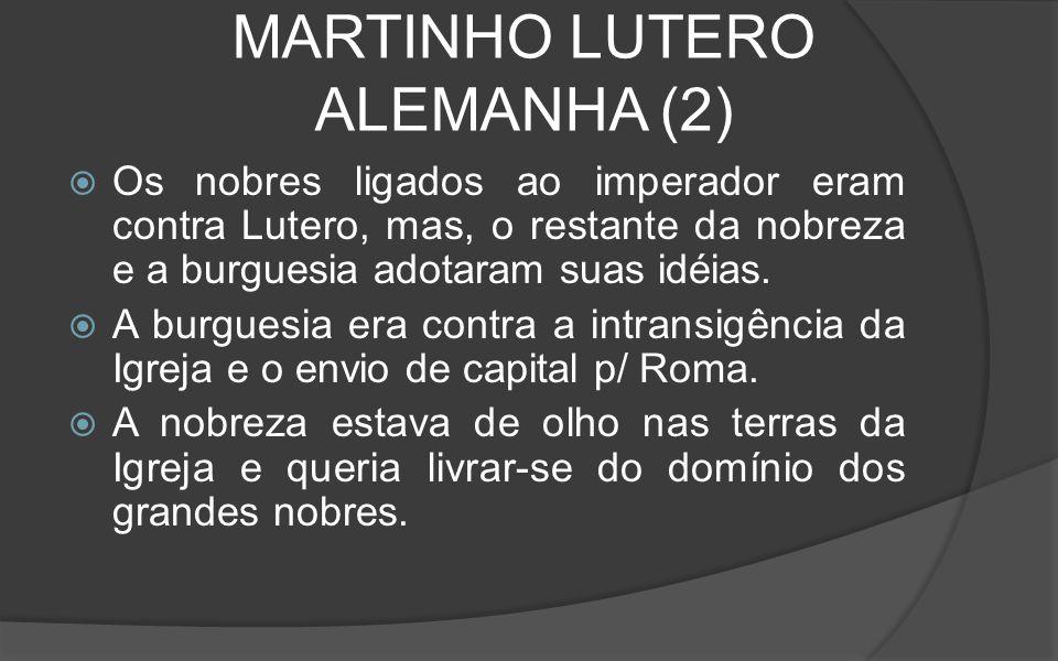MARTINHO LUTERO ALEMANHA (2)