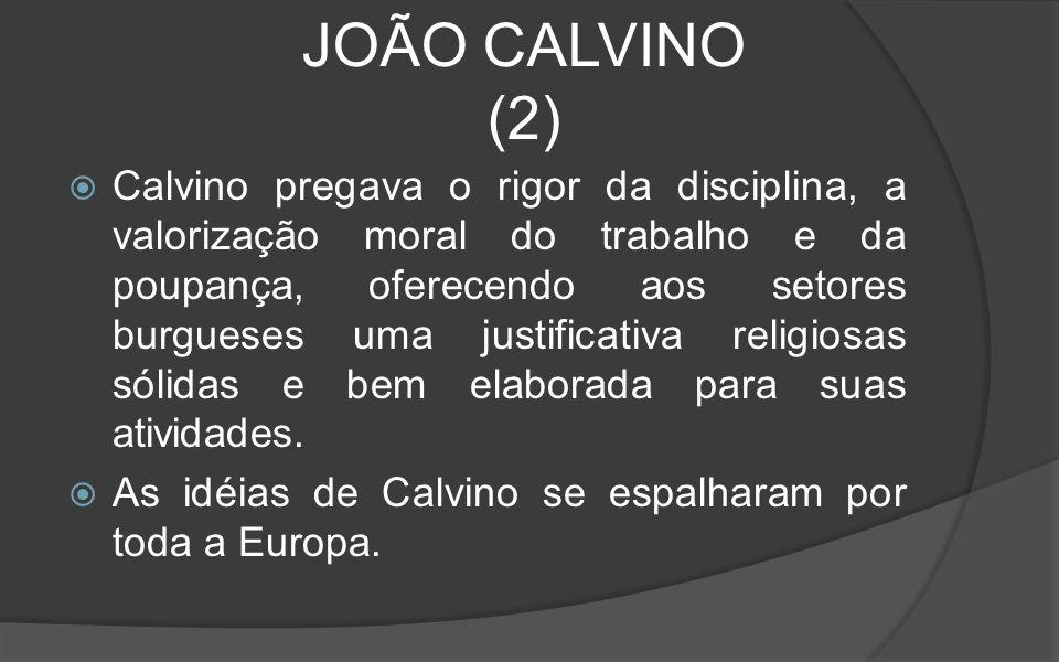 JOÃO CALVINO (2)