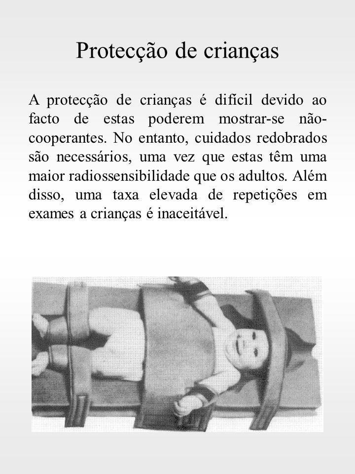 Protecção de crianças