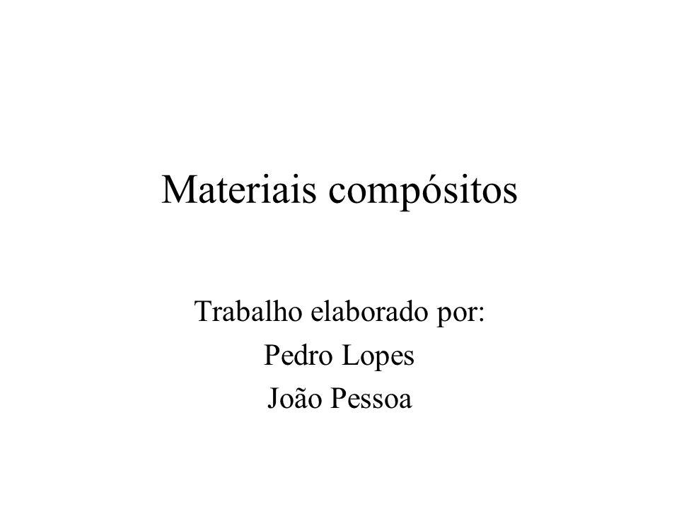Trabalho elaborado por: Pedro Lopes João Pessoa