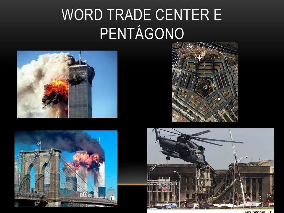 Word Trade Center e Pentágono