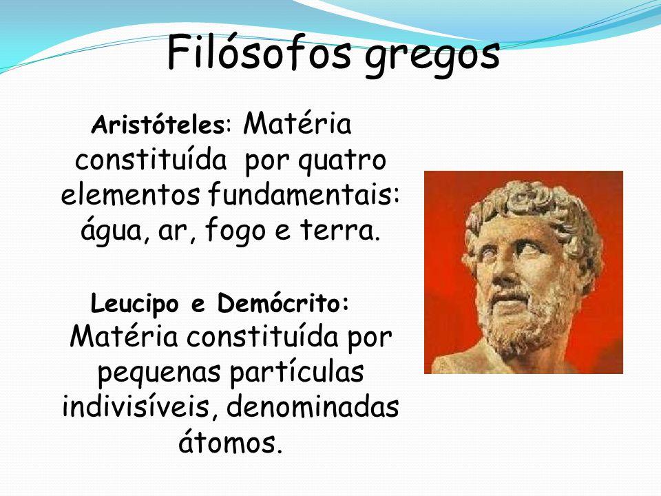 Filósofos gregos