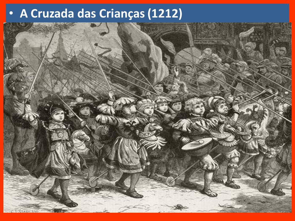 A Cruzada das Crianças (1212)