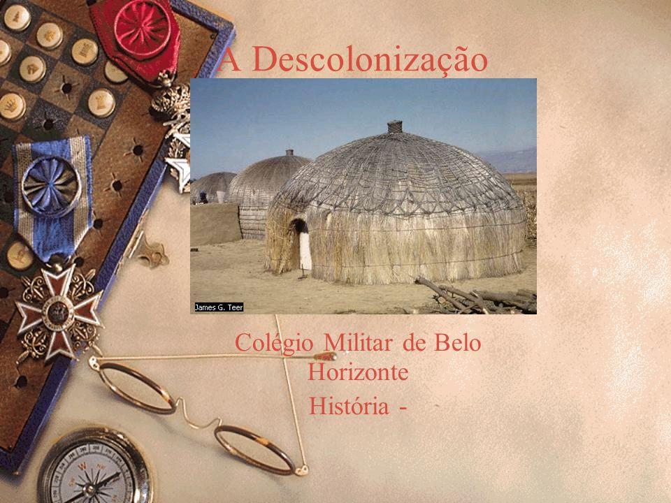 Colégio Militar de Belo Horizonte História -