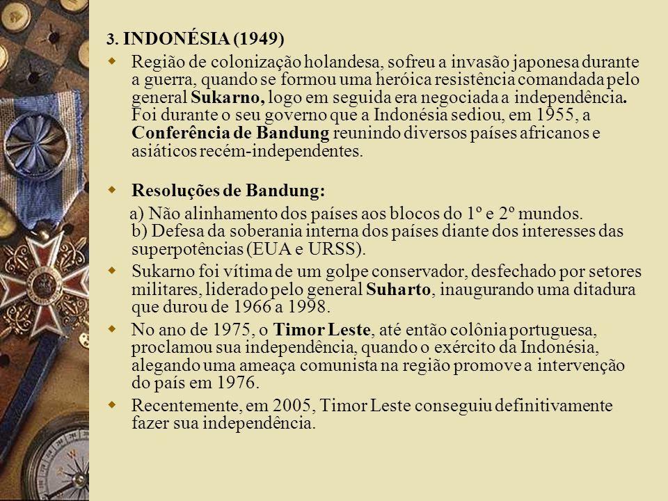 Resoluções de Bandung: