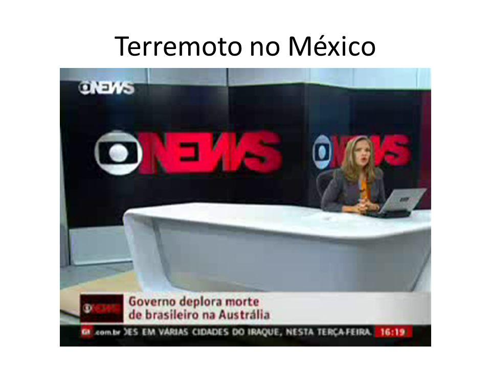 Terremoto no México