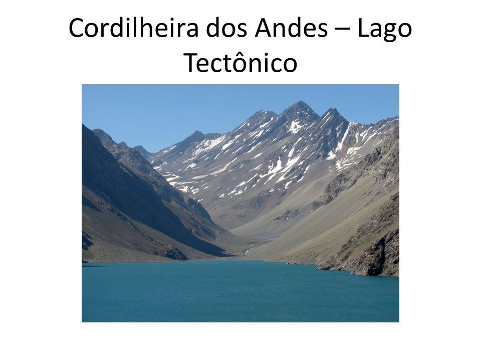 Cordilheira dos Andes – Lago Tectônico