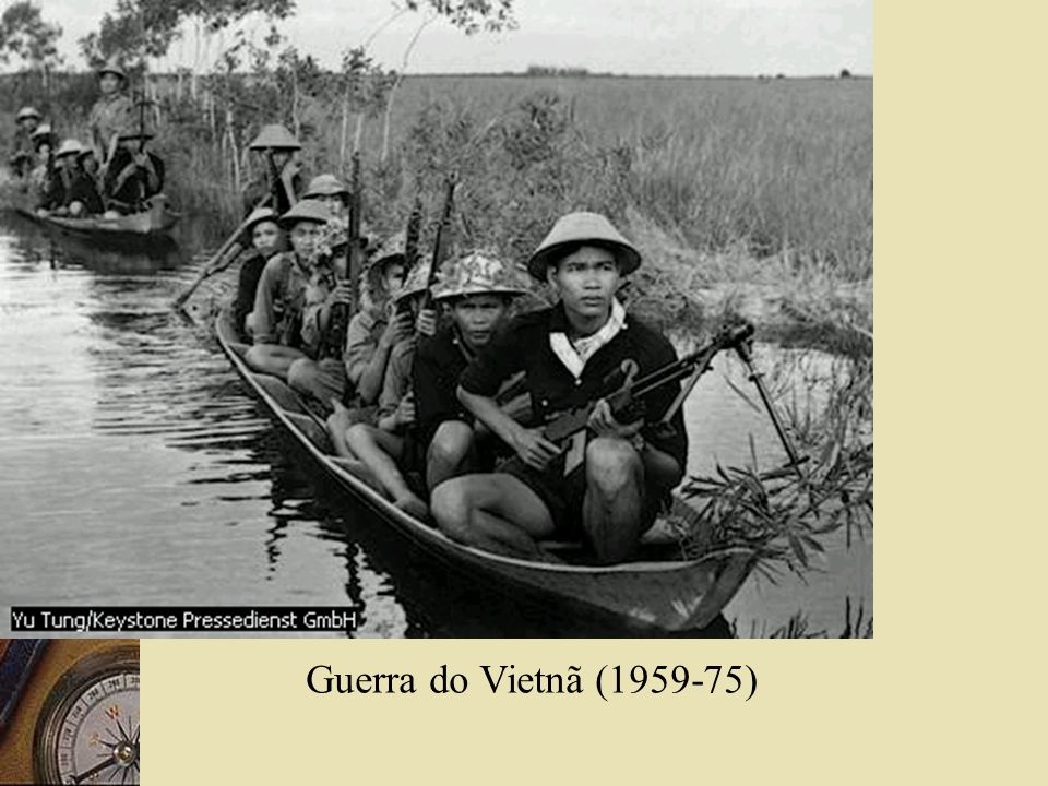 Guerra do Vietnã (1959-75)