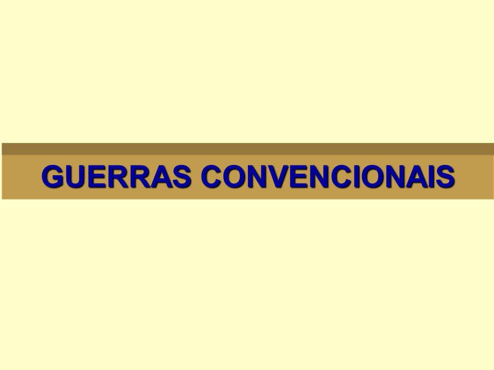 GUERRAS CONVENCIONAIS