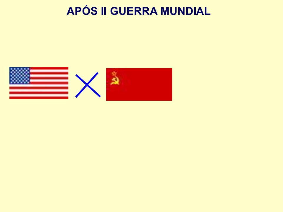 DURANTE A II GUERRA MUNDIAL