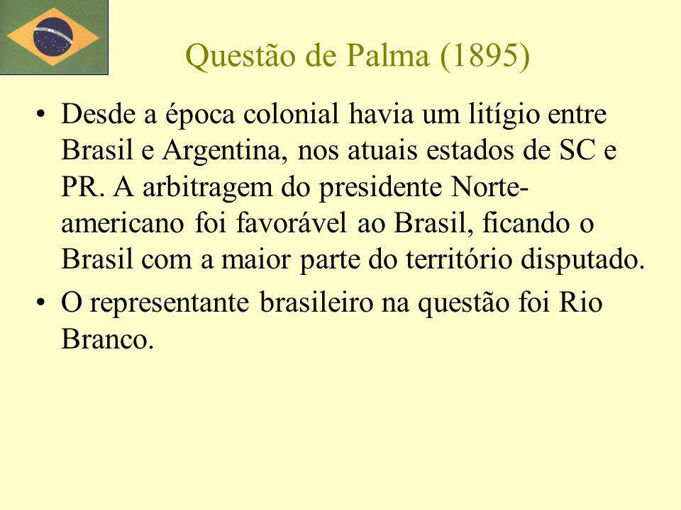 Questão de Palma (1895)