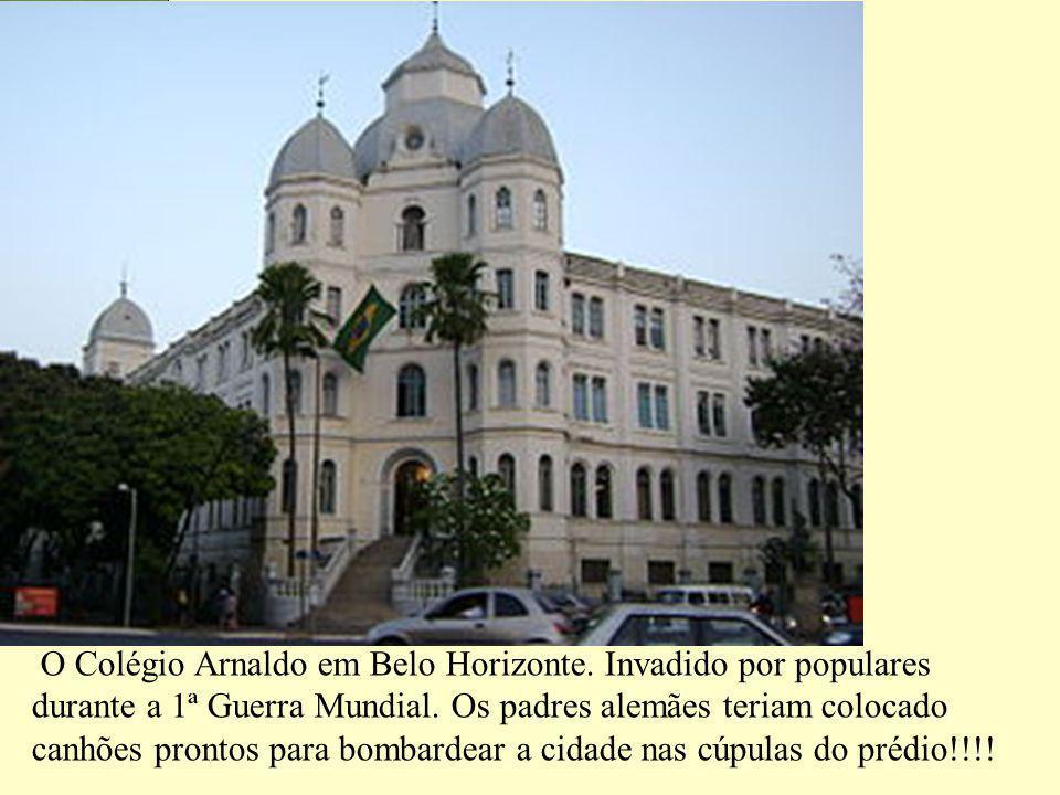 O Colégio Arnaldo em Belo Horizonte