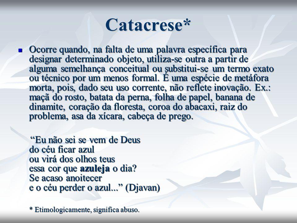 Catacrese*