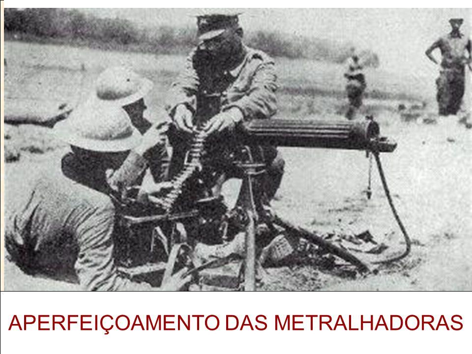APERFEIÇOAMENTO DAS METRALHADORAS