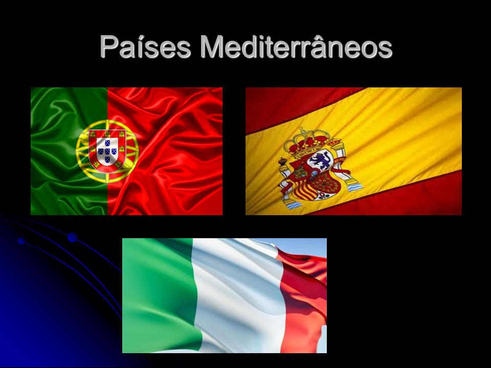 Países Mediterrâneos