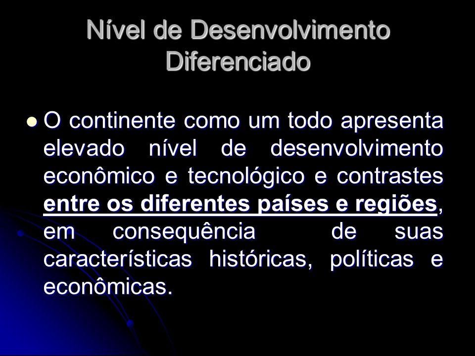 Nível de Desenvolvimento Diferenciado