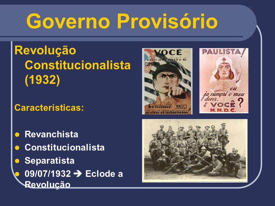 Governo Provisório Revolução Constitucionalista (1932)