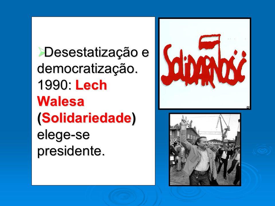 Desestatização e democratização
