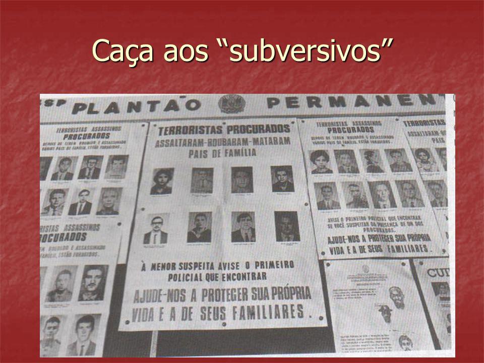 Caça aos subversivos