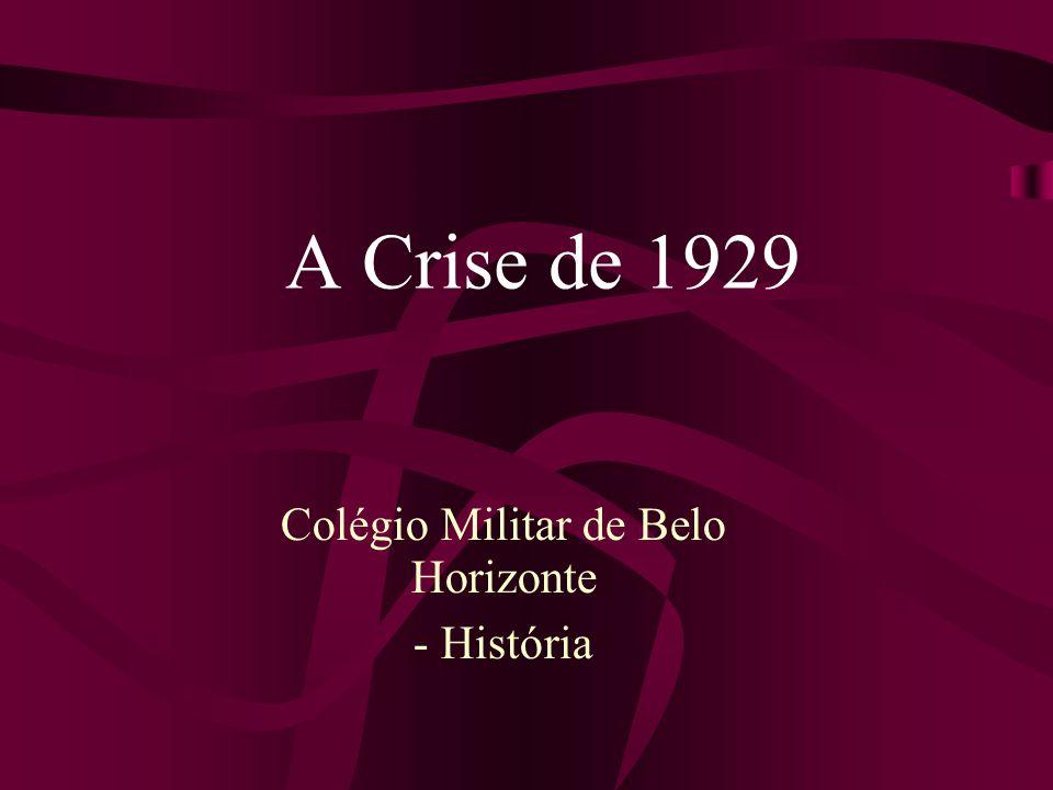 Colégio Militar de Belo Horizonte - História