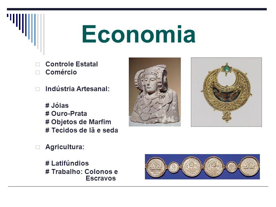 Economia Controle Estatal Comércio Indústria Artesanal: # Jóias