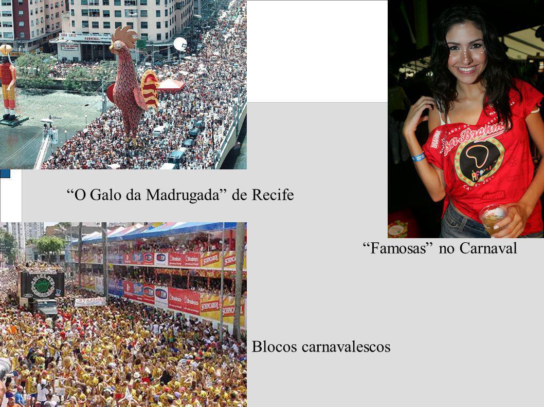 O Galo da Madrugada de Recife