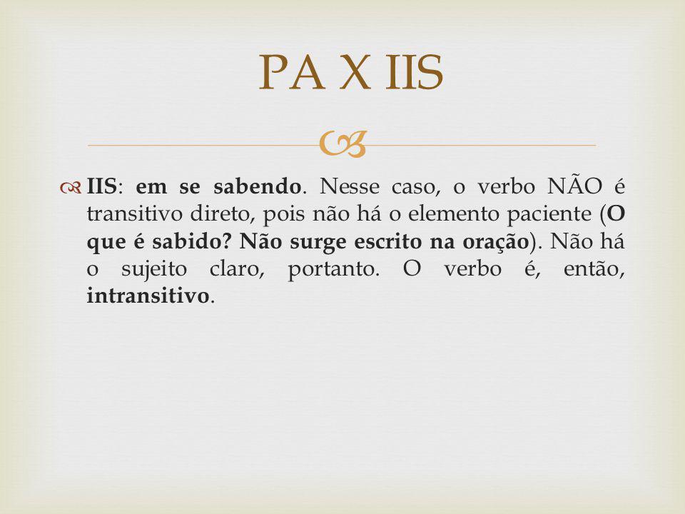 PA X IIS
