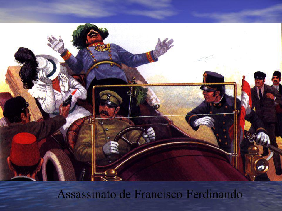 Assassinato de Francisco Ferdinando