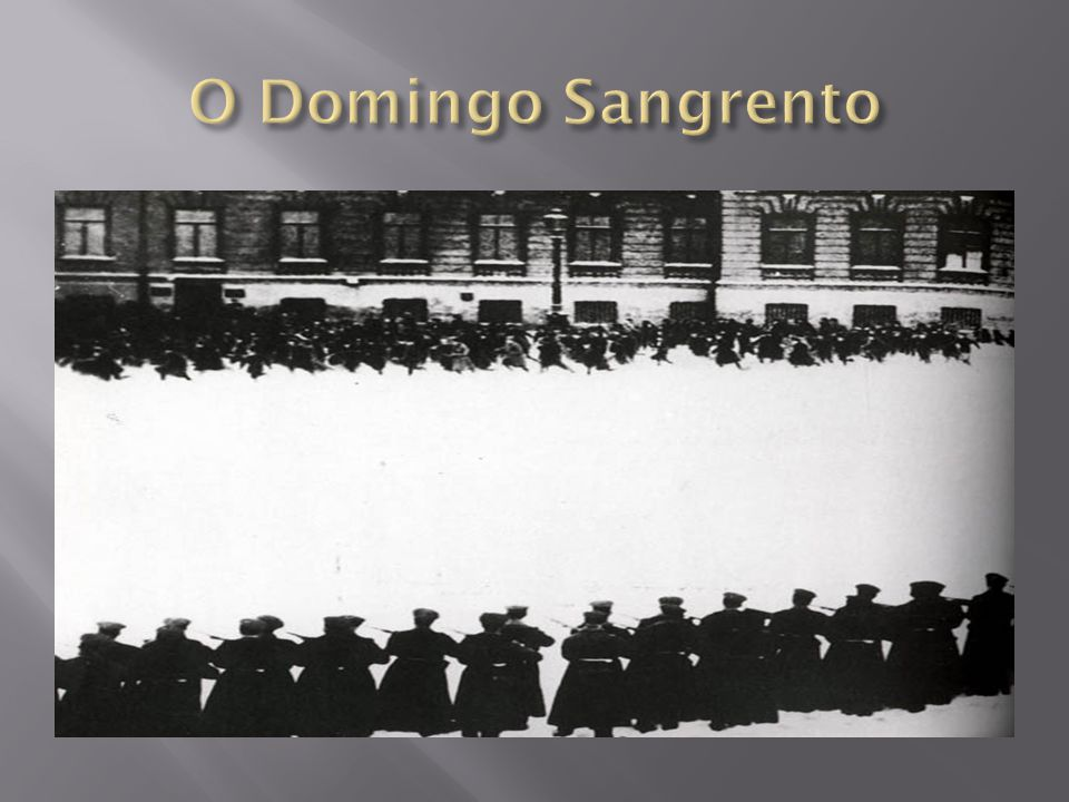 O Domingo Sangrento