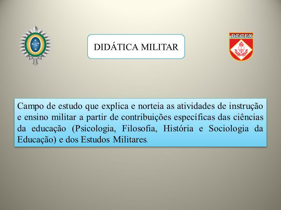 DIDÁTICA MILITAR