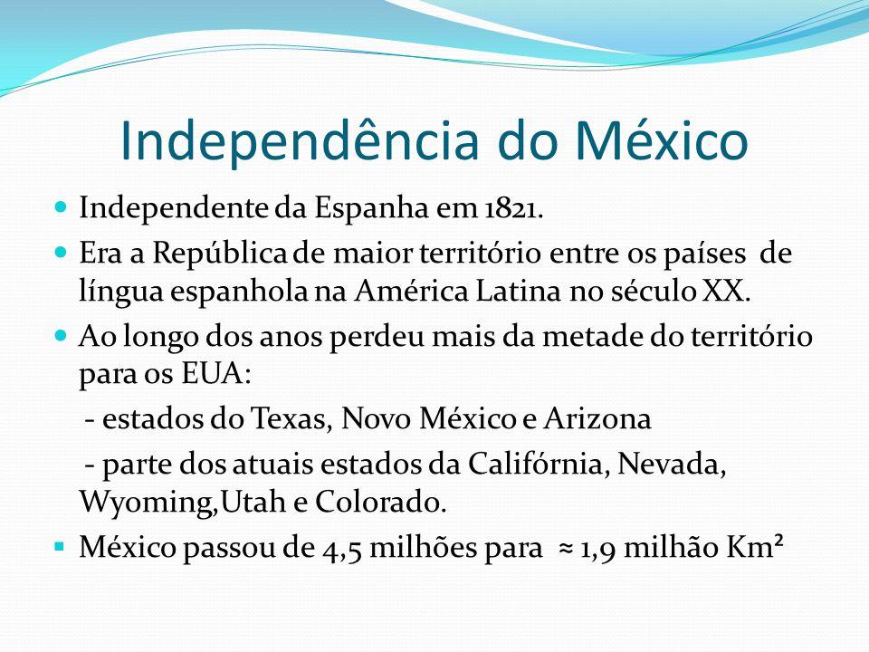 Independência do México