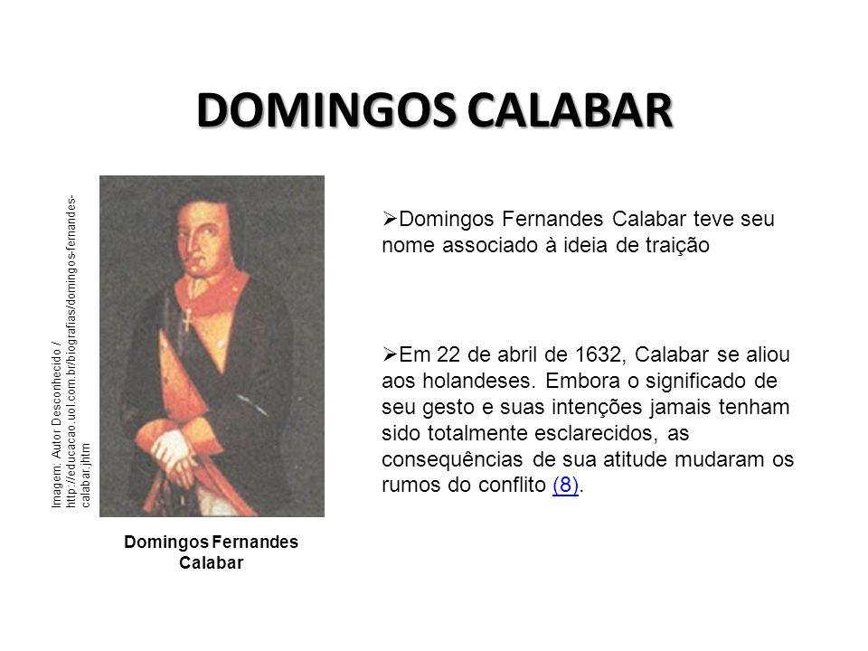 Domingos Fernandes Calabar