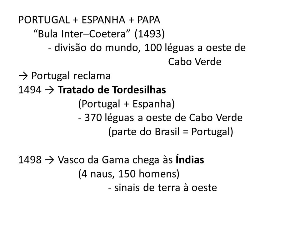 PORTUGAL + ESPANHA + PAPA