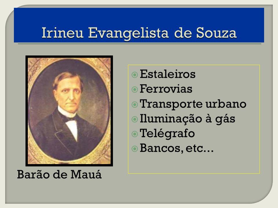 Irineu Evangelista de Souza