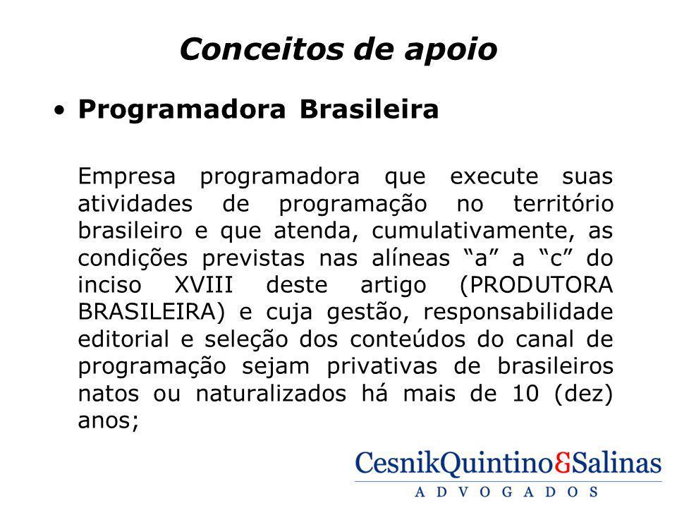 Conceitos de apoio Programadora Brasileira