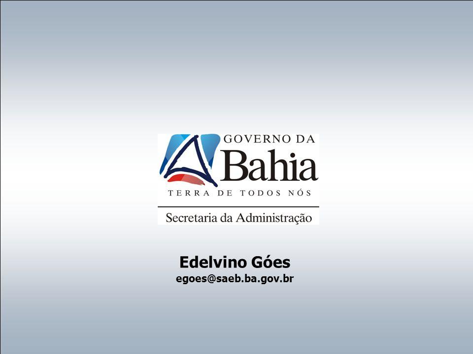 Edelvino Góes egoes@saeb.ba.gov.br