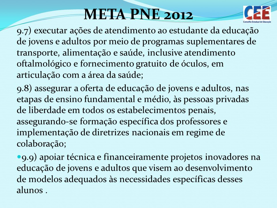 META PNE 2012