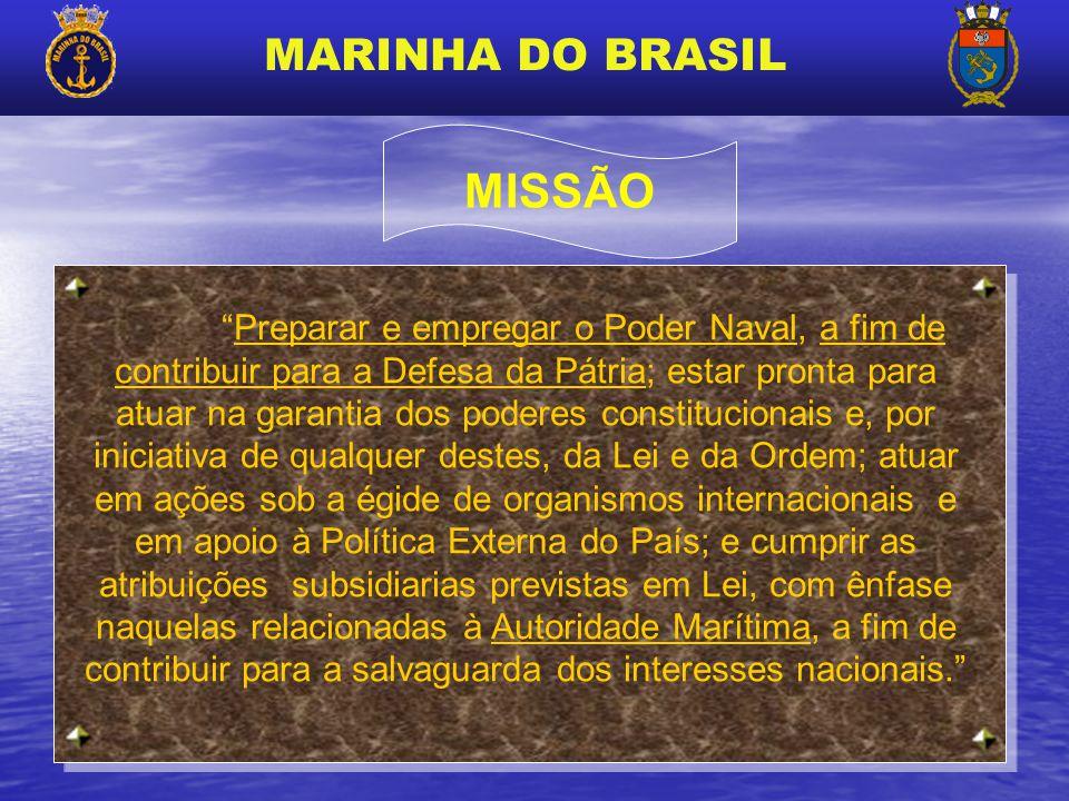 MISSÃO MARINHA DO BRASIL