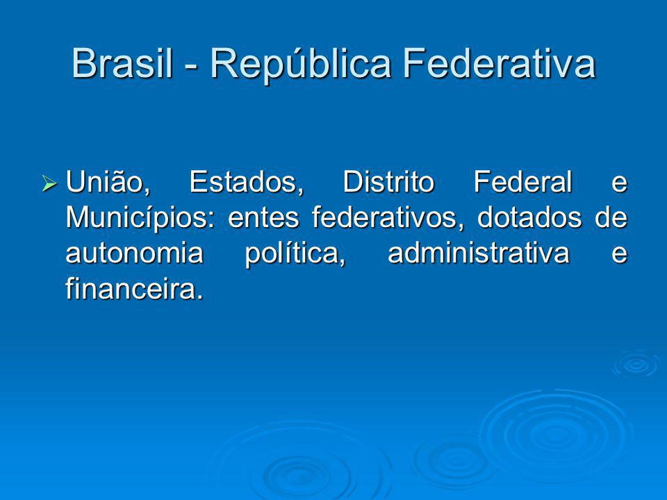 Brasil - República Federativa