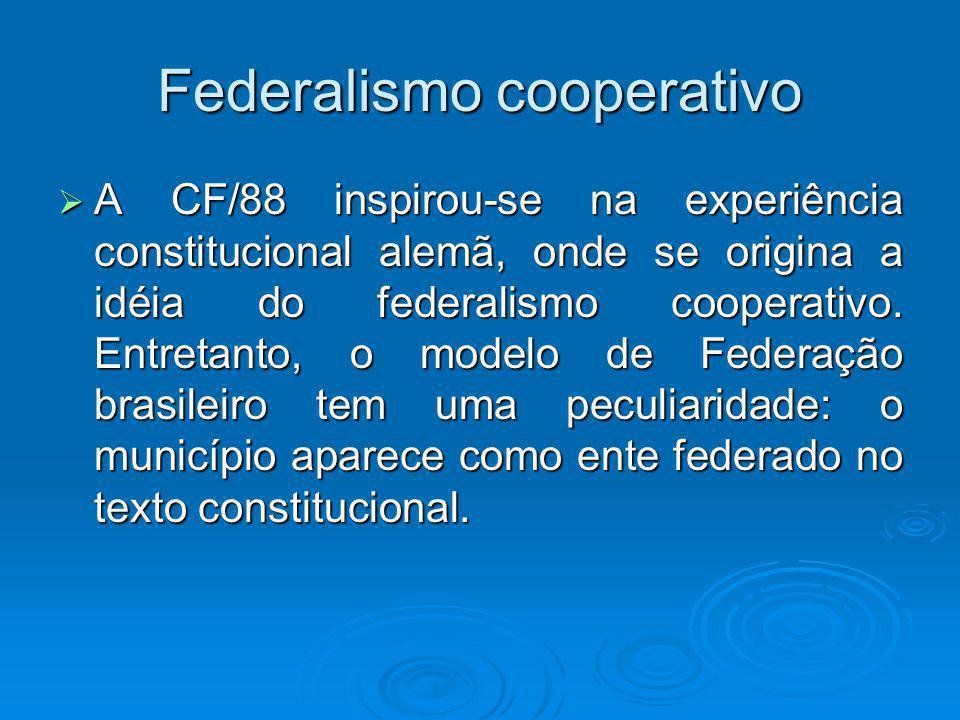 Federalismo cooperativo