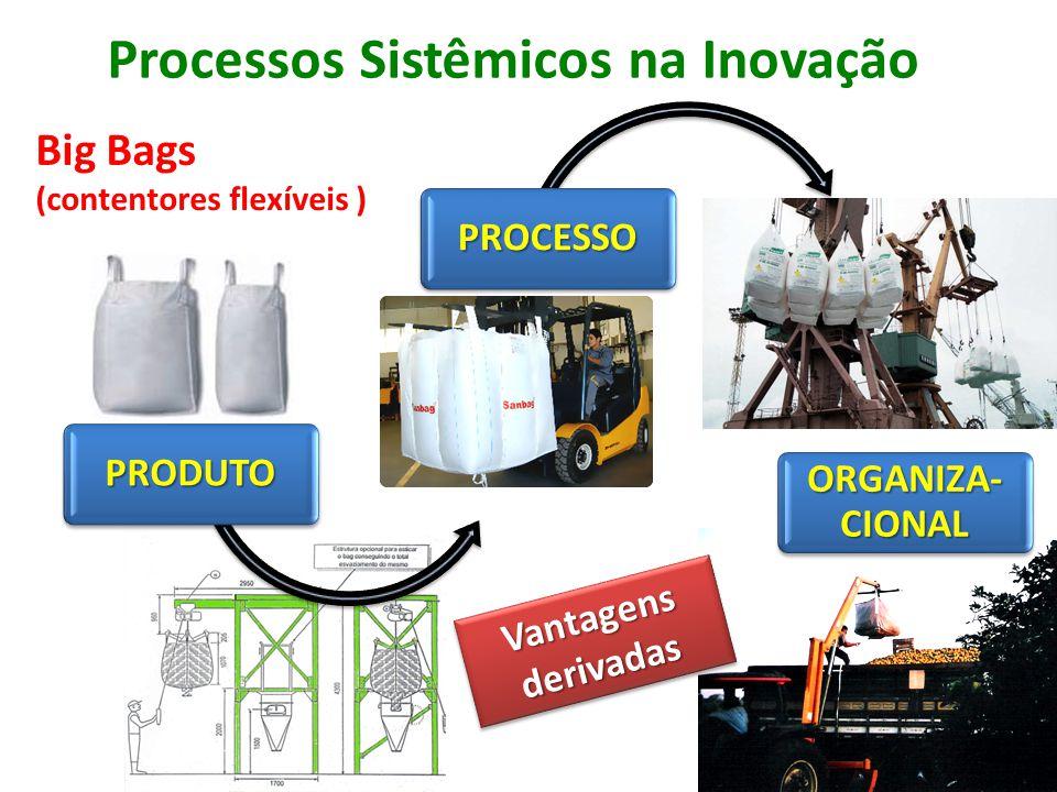 Processos Sistêmicos na Inovação