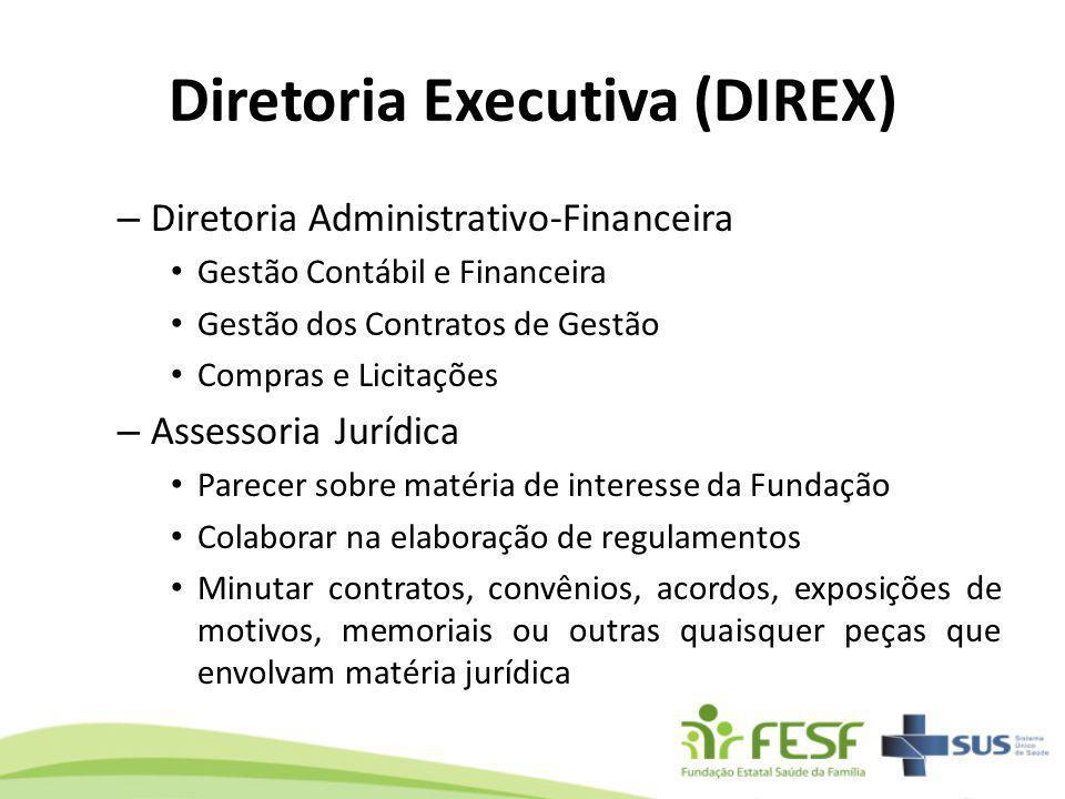 Diretoria Executiva (DIREX)