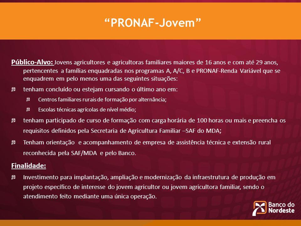 PRONAF-Jovem