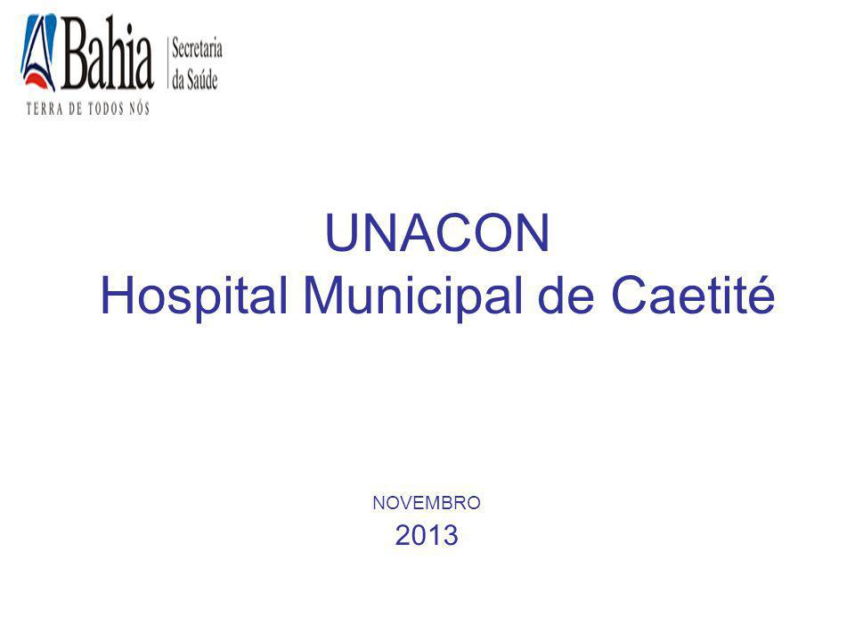 UNACON Hospital Municipal de Caetité
