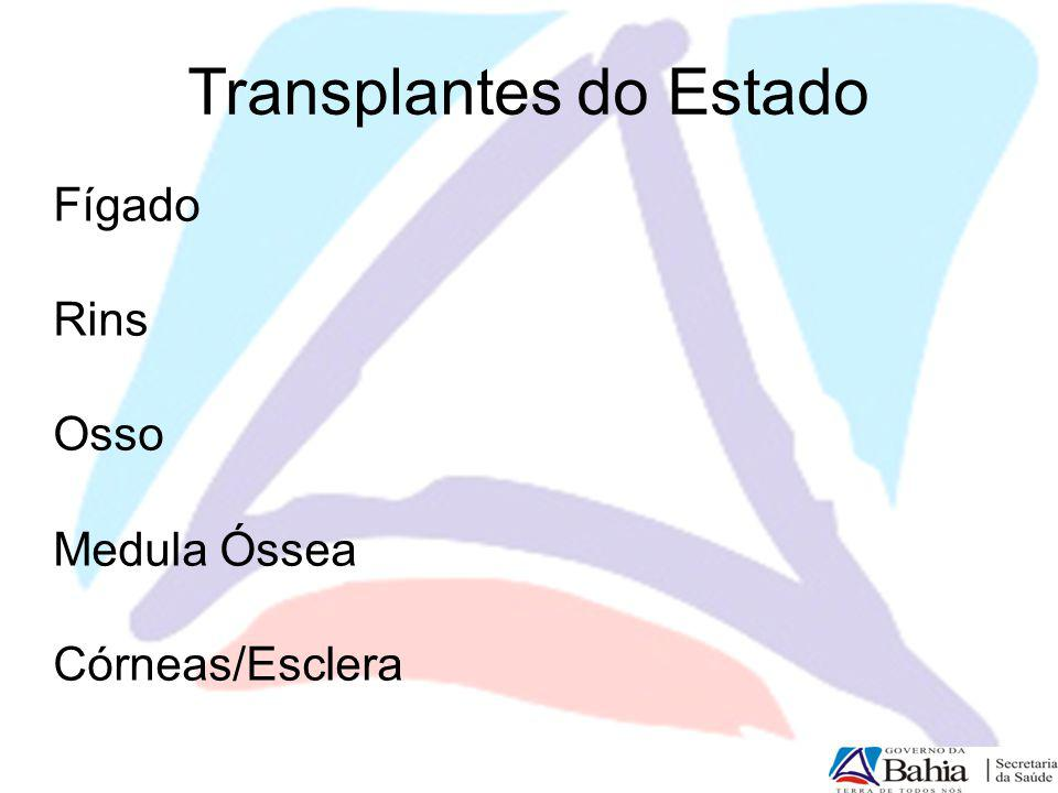 Transplantes do Estado