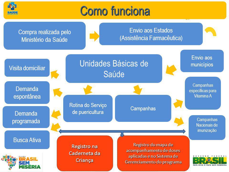 Como funciona Unidades Básicas de Saúde